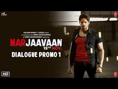 Marjaavaan (Dialogue Promo 1) | Riteish Deshmukh, Sidharth Malhotra, Tara Sutaria | Milap Zaveri