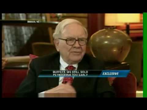 Warren Buffett Interview on How to Read Stocks