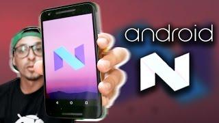 Gambar cover Android N - Saiba tudo sobre a nova versão do android! (PARTE 1)