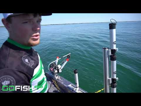 Rig Your GoFish Cam On Downriggers