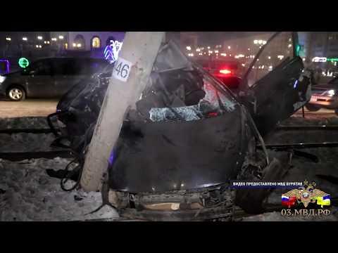 Страшное ДТП на Саянах с жертвой и пострадавшими