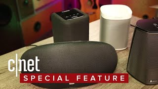 Four things to look for in a Wi-Fi speaker
