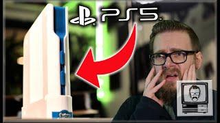 I got a Fake PS5 for Christmas | Nostalgia Nerd