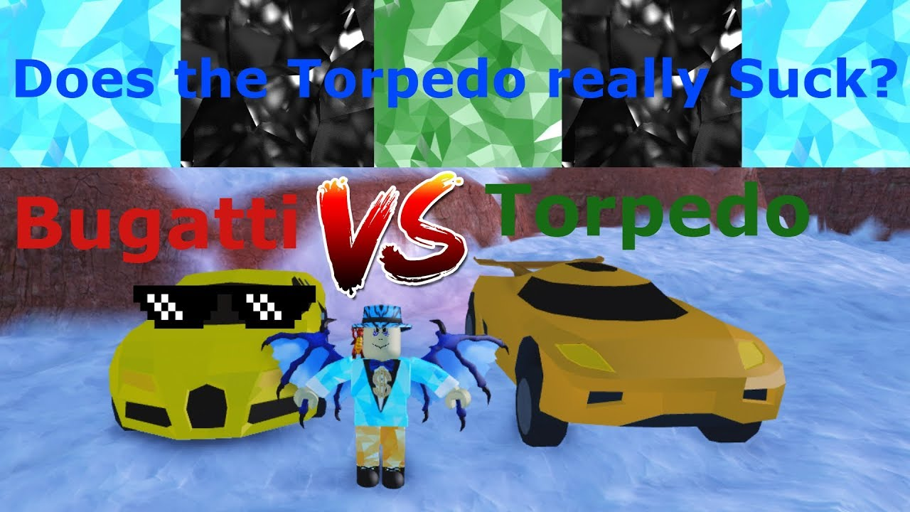 Torpedo VS Bugatti Is The Torpedo Really That Bad? Jailbreak Experiment
