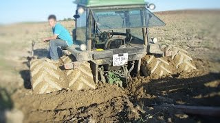 Tractors stuck in mud 2015, ultimate compilation video