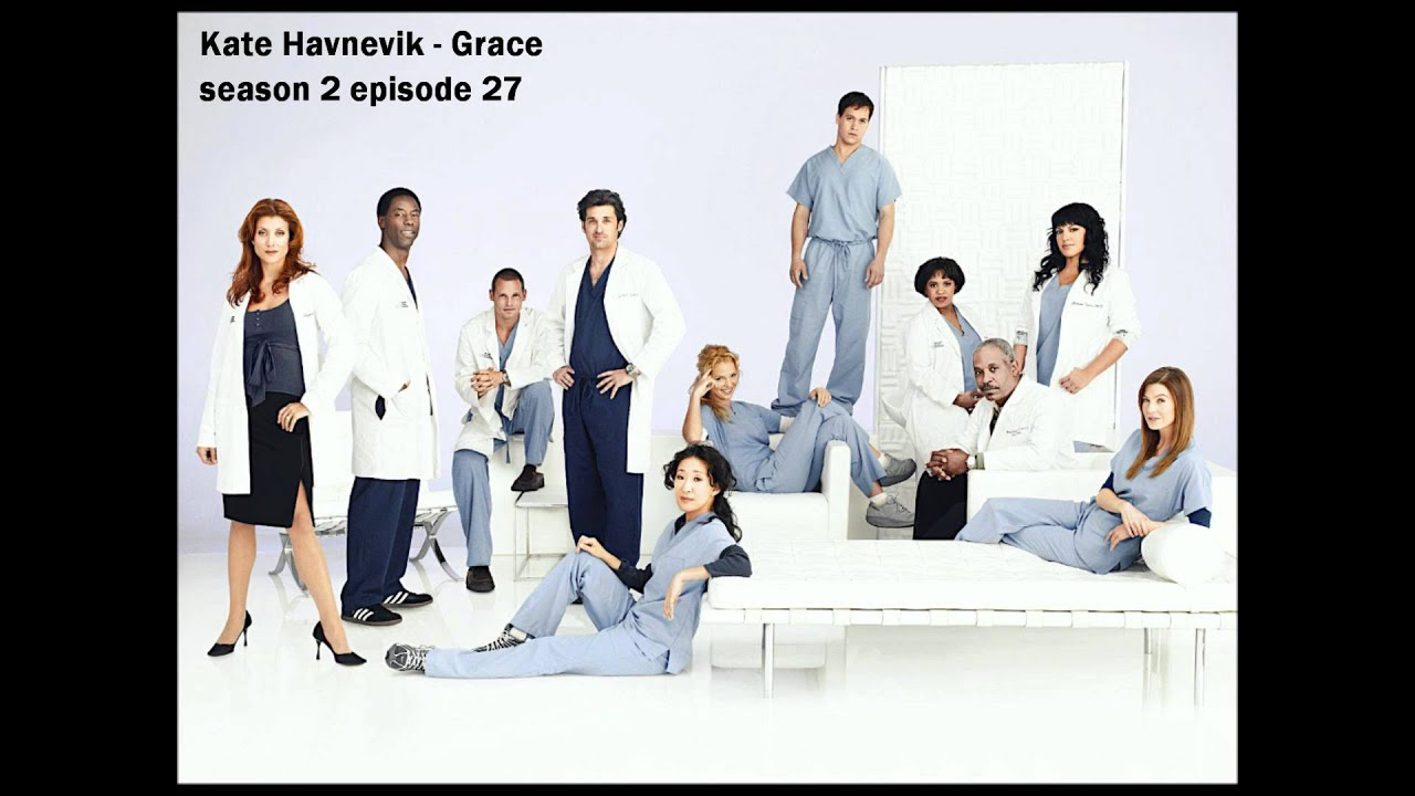 Grey\'s Anatomy 15 best songs 1/3 - YouTube