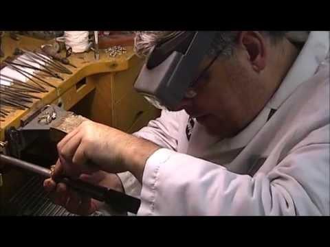 Jerry's Basic Jewelry Bench-work 3: Tightening gemstones in jewelry