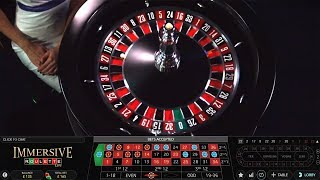 Roulette Immersive Action (For The Fans)