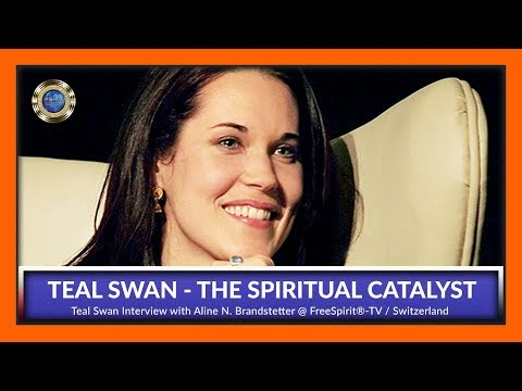 Teal Swan - The spiritual catalyst - bei Free Spirit®-TV [English]