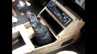 видео Борода на ВАЗ 2107 своими руками: чертежи