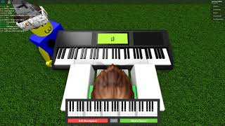 Roblox Virtual Piano Parasyte OST - Next to you