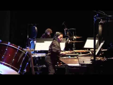 On Space, by Juan Pampin, Les Percussions de Strasbourg