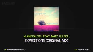 Klangrausch feat. Marc Ullrich Expeditions
