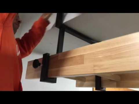 Decken-Montage 281