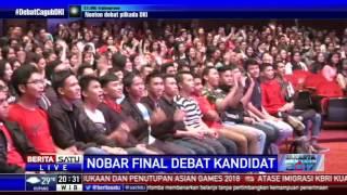 Video Special Report: Nobar Debat Final Pilkada DKI di UPH download MP3, 3GP, MP4, WEBM, AVI, FLV Januari 2018