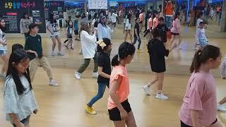 JHD조인핸드K~POP댄스(봉일천점).BTS~작은것들을 위한시~2부수업영상^^