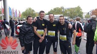 Frankfurt Marathon 2015 powered by Jabra & Huawei