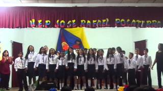 """""""Valió La Pena"""" Canción de 6to Promo XIX U.E.José Rafael Pocaterra"""