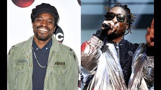 """Andre 3000 Describes Future's Music The Best Way He Can """"The Most Negative Inspirational Music Ever"""""""