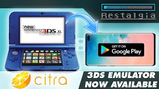 Nintendo 3DS Games on Android with Citra Emulator Beta... Convert Your Games and Testing