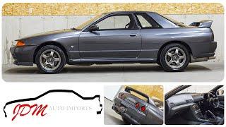 1989 nissan skyline r32 gt r for sale jdm auto imports llc