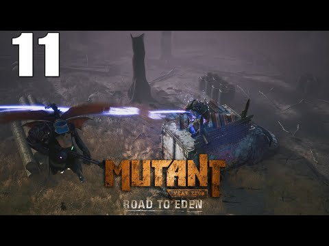 (Flying Dux) Part 11 Mutant Year Zero Blind Very Hard Lets Play Gameplay