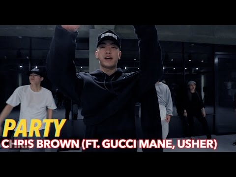 Party Chris Brown Feat Gucci Mane Usher Iri Kim