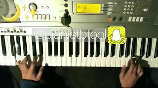 عزف رمضان -يانور الهلال- ماهر زين pianistbtool