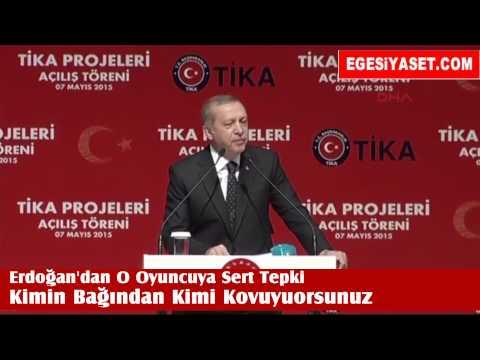 Erdoğan'dan Oyuncu Defne Halman'a Sert Tepki