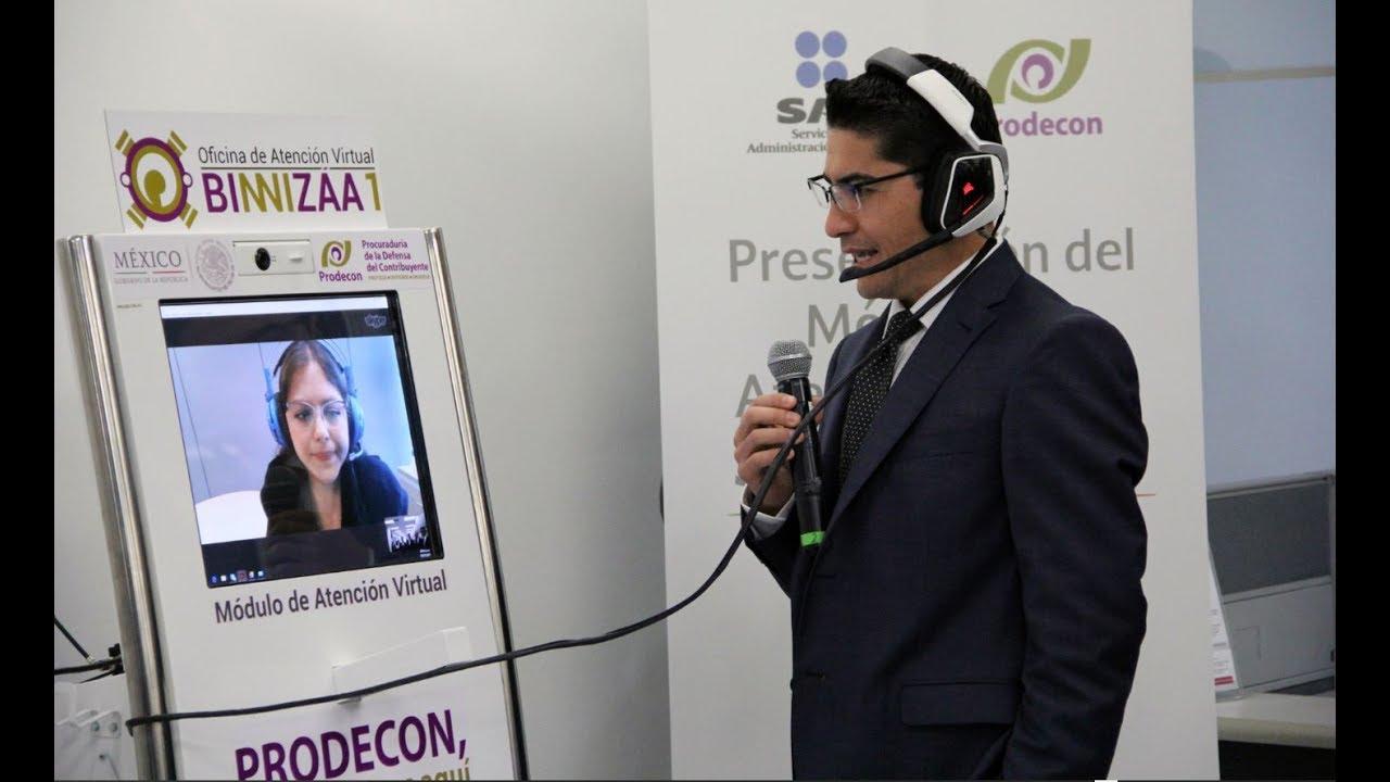 Prodecon Informa Prodecon Y Sat Aperturan Oficina De Atención Virtual Proyecto Binnizáa