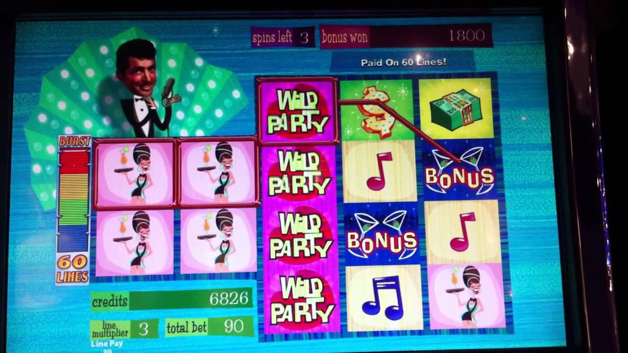 Free Online Slots Dean Martin