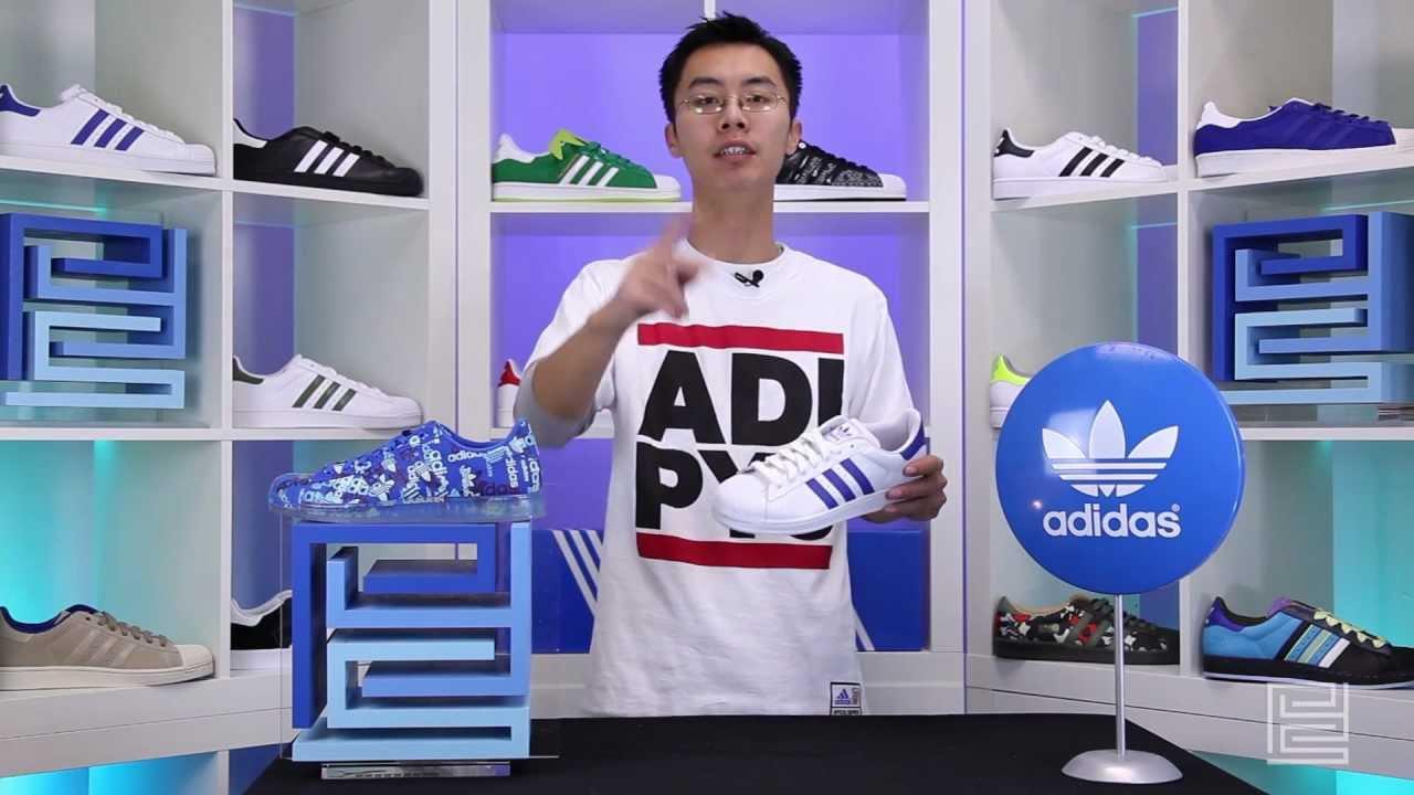 adidas superstar i vs ii