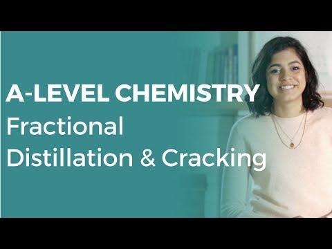Fractional Distillation & Cracking   A-level Chemistry   OCR, AQA, Edexcel