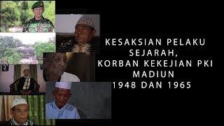 PKI Bakar, Seret & Kubur Tubuh Kyai Ini Dalam Sumur