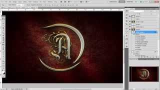 видео создание логотипов