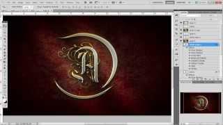 Урок_5_Adobe Photoshop CS5!!! Создание логотипа!!!(, 2013-11-06T18:31:11.000Z)