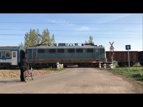 Tavasz a magyar vasúton! Spring is on the Hungarian railway