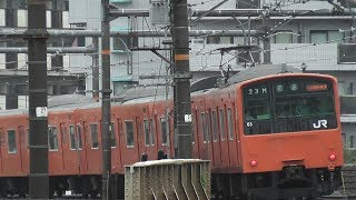 【代走‼ 23Ⅿ O大阪環状線】 201系LB3編成 京橋発車