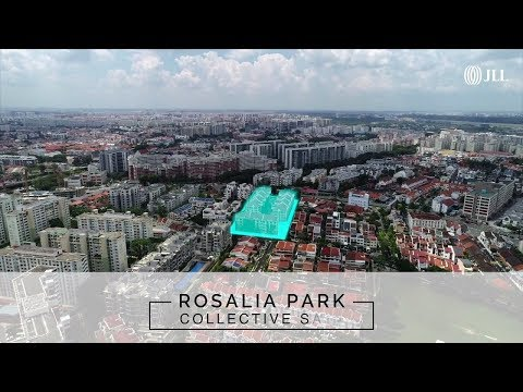 JLL | Rosalia Park - Exclusive low-rise residential site next to Serangoon Central