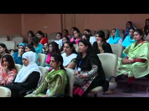 15 days Montessori Teachers Training workshop by TSMTT in CLC 11 July 2012 Lahore Pakistan