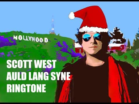 #1 Auld Lang Syne Ringtone -Scott West' & TESLA Guitarist Frank Hannon