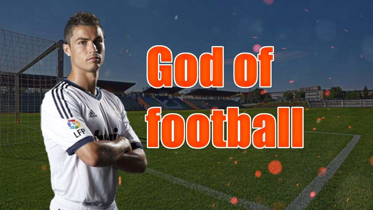 Ronaldo God of football - Amazing skills 2016/2017 - YouTube