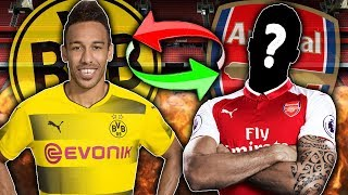 BREAKING: Arsenal Agree £60M Swap Deal For Aubameyang! | W&L