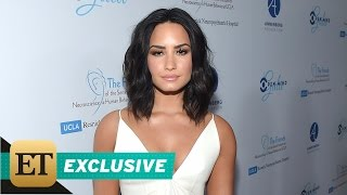 EXCLUSIVE: Demi Lovato Gets Candid About Her Sobriety: