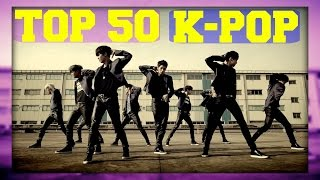 [TOP 50] K-POP SONGS CHART - APRIL 2016 (WEEK 4)