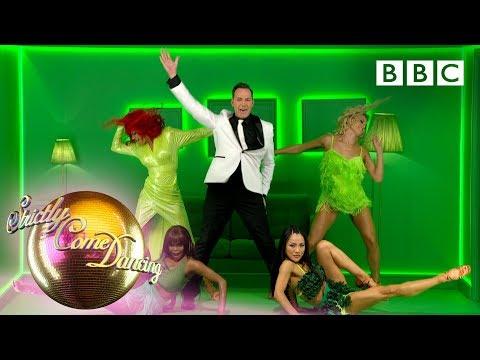 strictly-judges-perform-sensational-latin-mega-mix-|-launch-show---bbc-strictly-2019