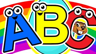 Surprise Eggs Abcs | Preschool English, Baby Learning, Nursery Rhyme, Child Education