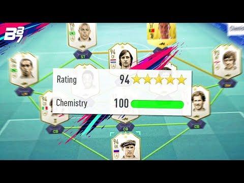 HIGHEST RATED TEAM ON FIFA! | FIFA 19 ULTIMATE TEAM