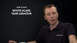 WHTV Tip of the Day - White Scars Tank Armour.