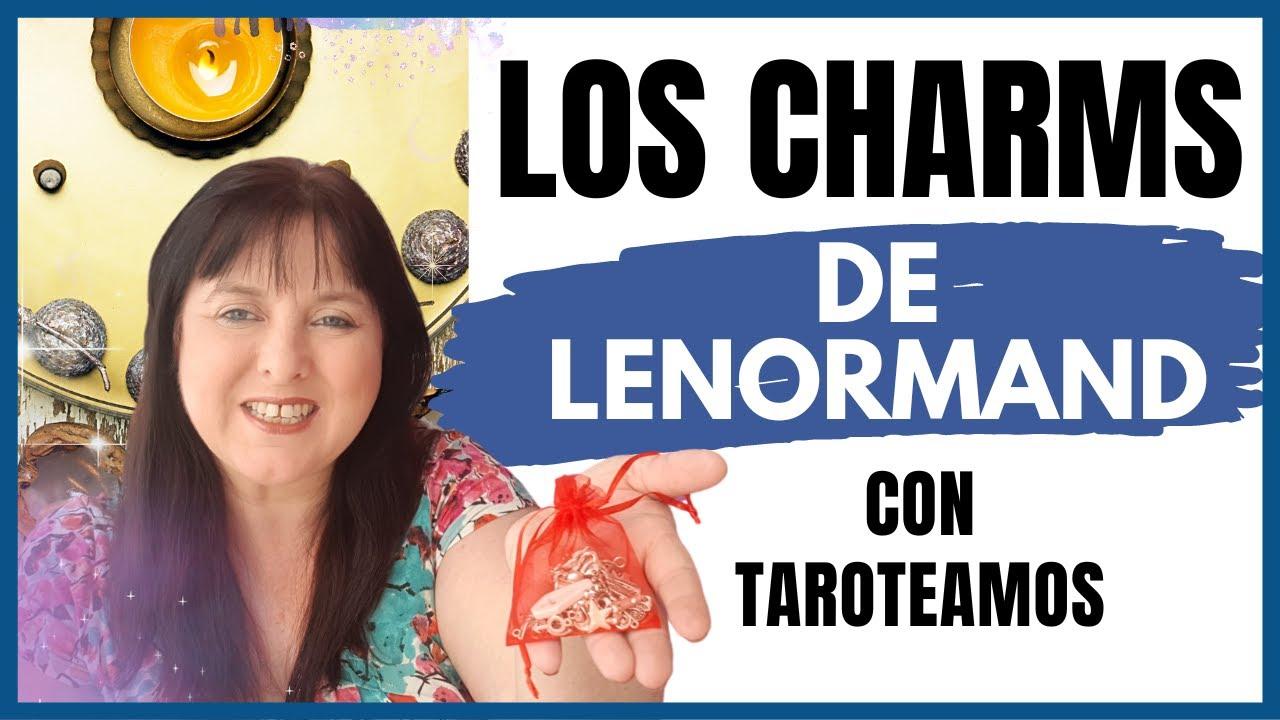 Los Charms de Lenormand - Taroteamos